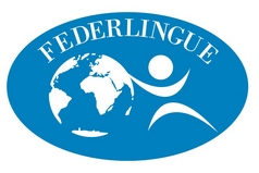 logo ovale federlingue